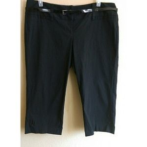 Maurices dress capris, size 16